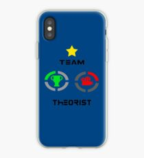 Game Theory And Film Theory Official Logos - Team Theorist Gift Ideas iPhone Case