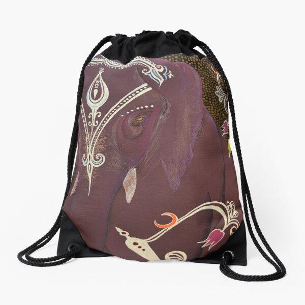 Jaipur Dreams Drawstring Bag