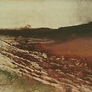 Edgar Degas French Impressionism Oil Painting Winter Landscape by jnniepce