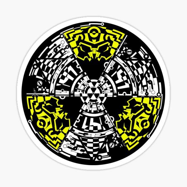 bazar nucléaire Sticker