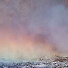 Bottom Falls Rainbow by barkeypf