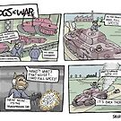 The Dogs of War: Comic #1 by Chris Jackson