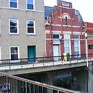 Downtown Morristown by raindancerwoman