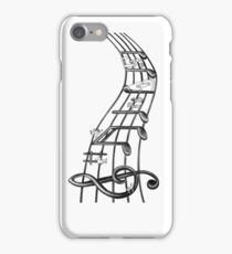 Music Borrowers iphone case iPhone Case/Skin