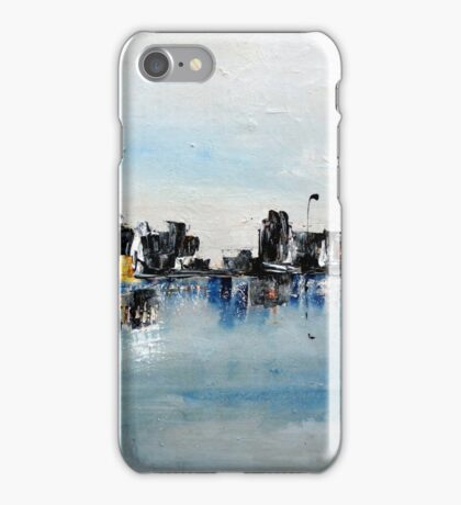 another town... iPhone Case/Skin