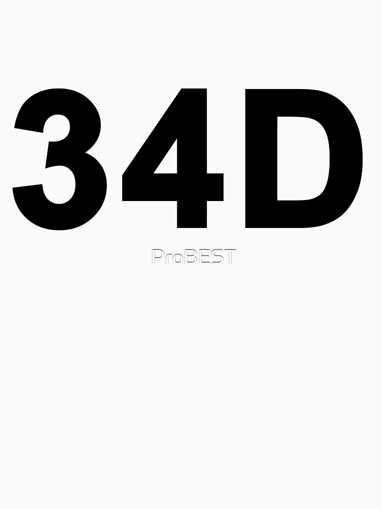 34D by ProBEST