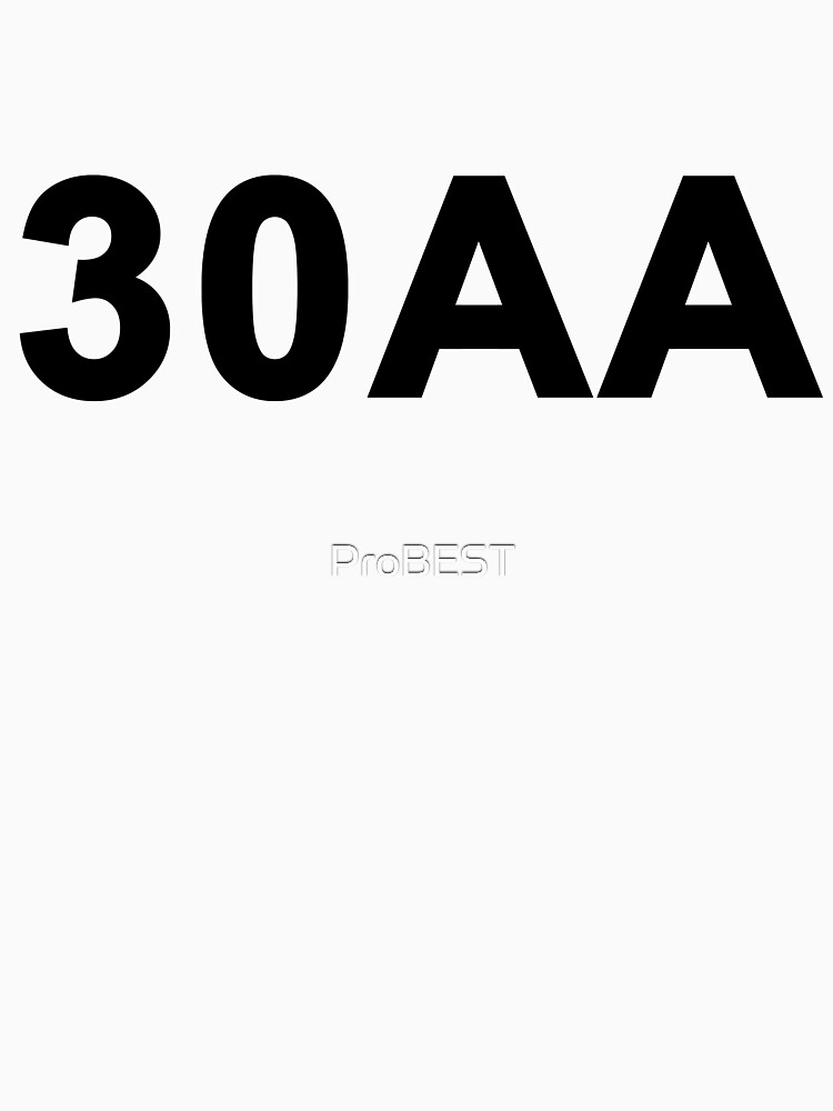30AA by ProBEST
