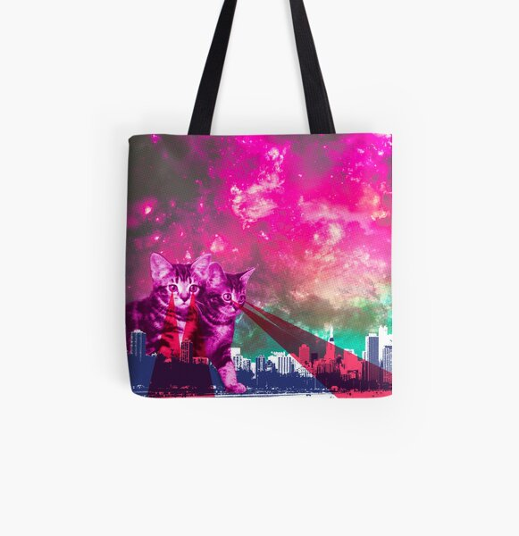 Catastrophe  All Over Print Tote Bag