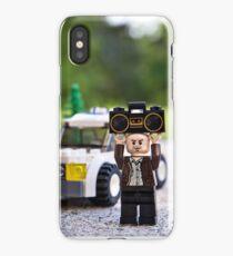 Say (Something) iPhone Case/Skin