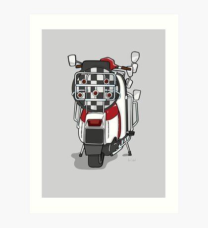 You Need Wheels Art Print