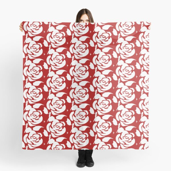 UK Labour Party Logo Scarf