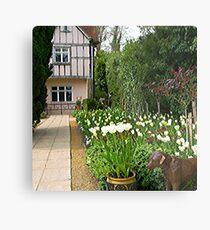Pashley Manor Gardens Metal Print