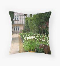 Pashley Manor Gardens Throw Pillow