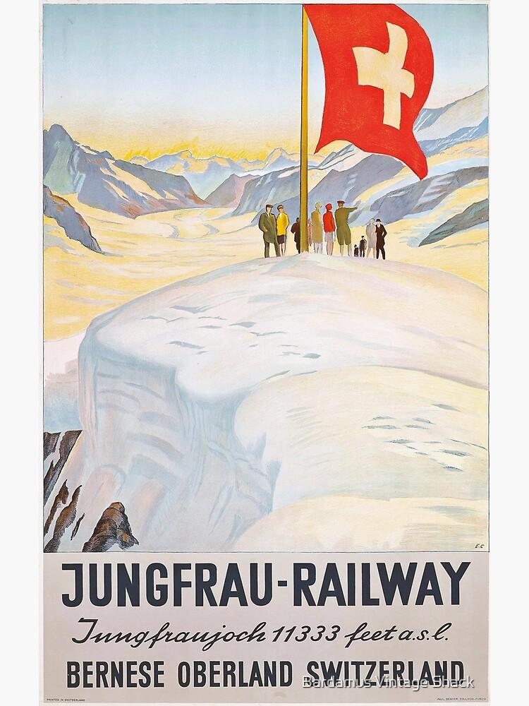 Jungfrau Railway by SamKovac