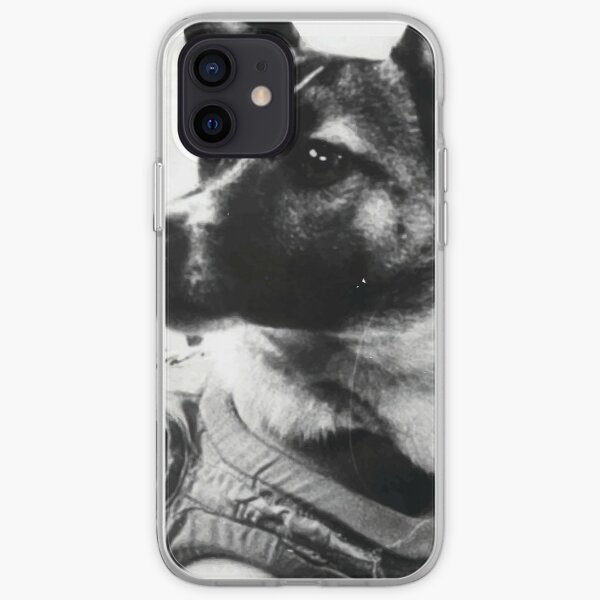 Laika Лайка iPhone Soft Case