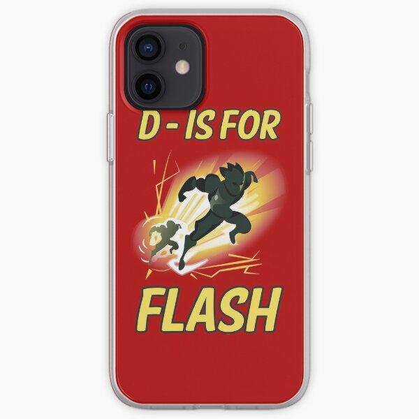 League of Legeds Real Flash Funda blanda para iPhone