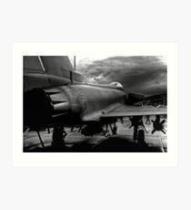 The Typhoon Art Print