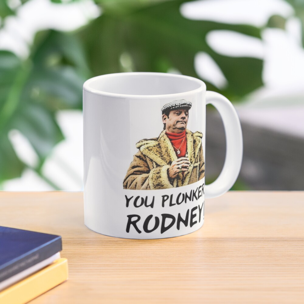 You Plonker Rodney Only Fools and Horses Mug