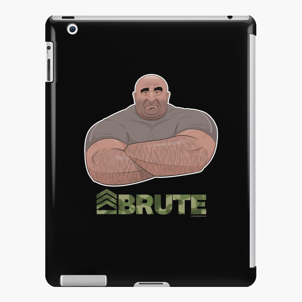Strongman iPad Case & Skin