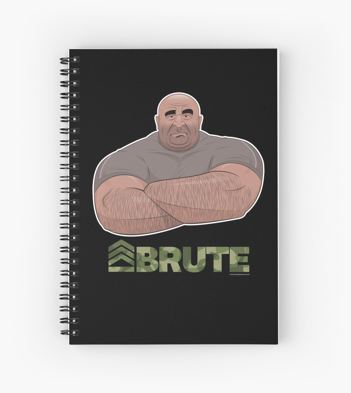 BRUTE 2018 by brutebysimon