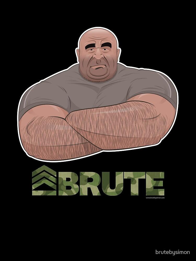 Strongman by brutebysimon