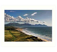 Headland of Mounts Art Print