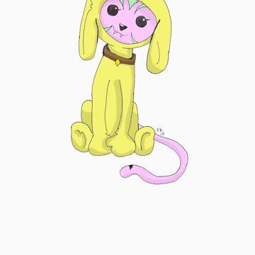 doggy-cat by firefoxx