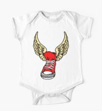 Winged Victory One Piece - Short Sleeve