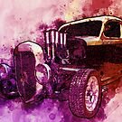 1935 Ford Coupe Greatest Hot Rod of All Time by ChasSinklier