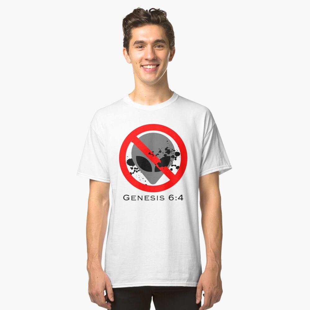 No Nephilim (Genesis 6:4) Classic T-Shirt