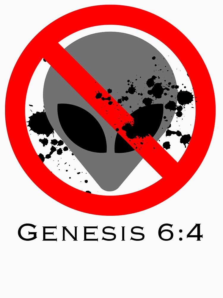 No Nephilim (Genesis 6:4) by CanaryCryRadio