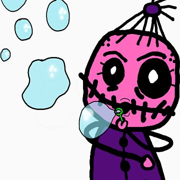 Lito Bubbles by raggydolly666
