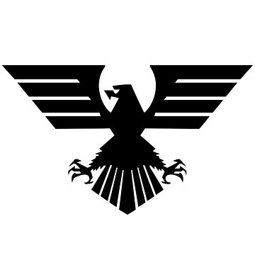 Eagle Icon Blazon by PM-TShirts
