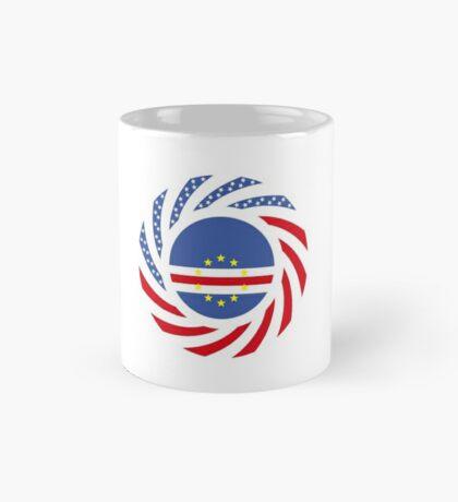 Cape Verdean American Multinational Patriot Flag Series 1.0 Mug