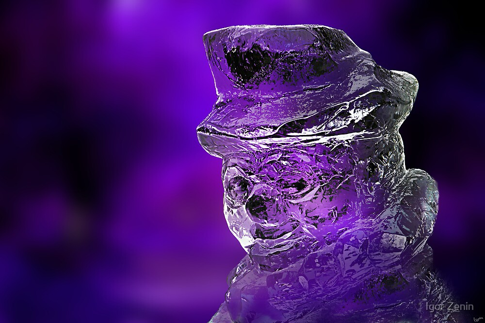 Iceman by Igor Zenin