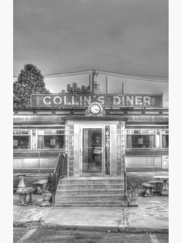 Collins Diner by colgdrew