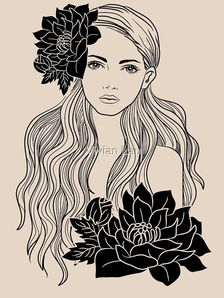 Tropical Girl by VivianLau