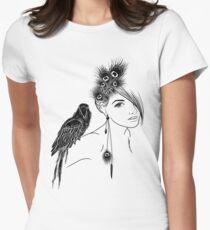 Parrot Girl 2 T-Shirt