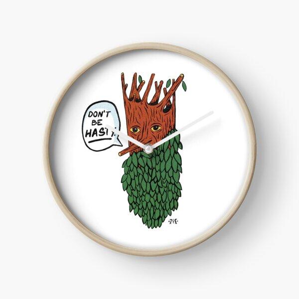 Treebeard Clock