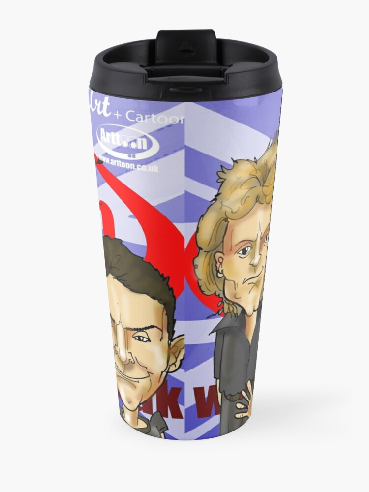 Alternate view of Artsody Travel Mug