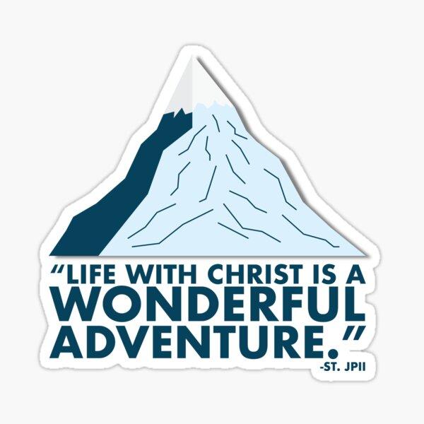 Wonderful Adventure Sticker