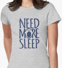 Need more sleep yawn T-Shirt