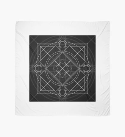 Symmetrically Abstract Scarf