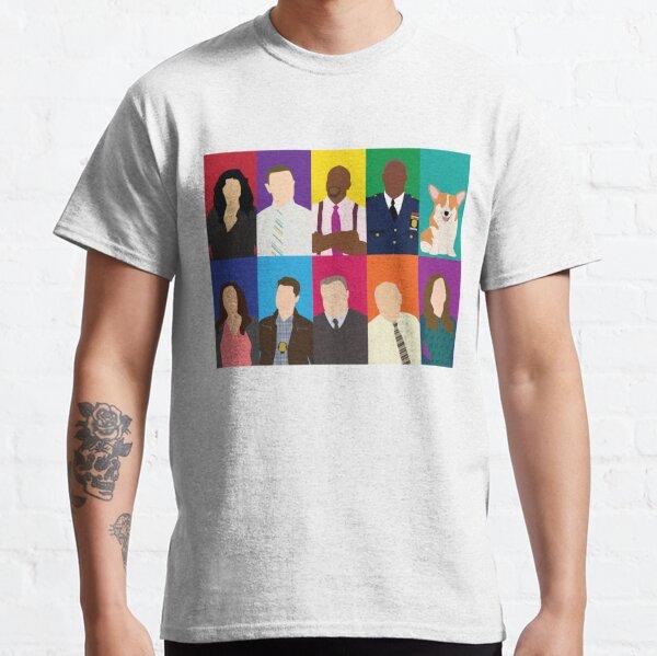 Brooklyn 99 T-shirt classique