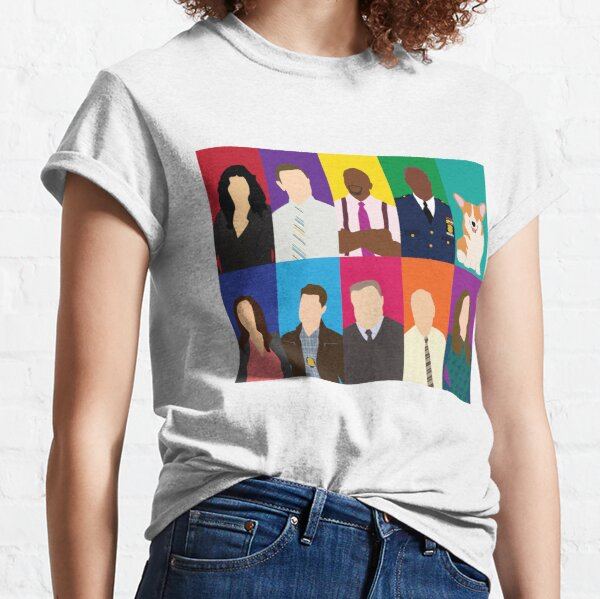 Brooklyn 99 Classic T-Shirt