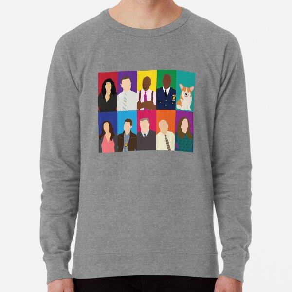Brooklyn 99 Lightweight Sweatshirt