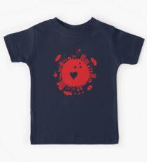 planet in love Kids Tee