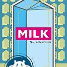 Milk by Luis Enrique Cuéllar Peredo
