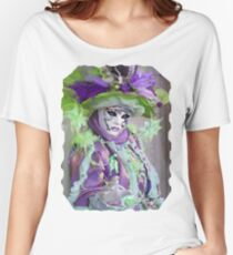 This mask is really beautiful Women's Relaxed Fit T-Shirt