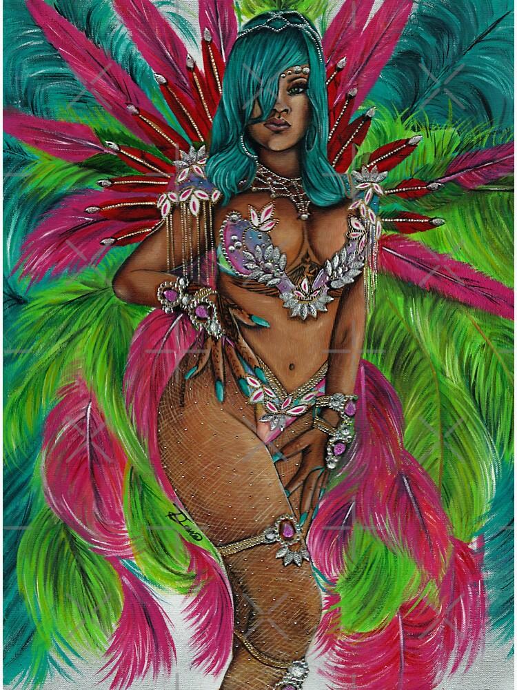 Queen of Carnival by AtlArtVibez